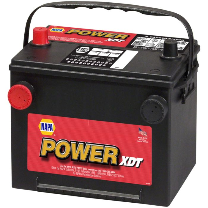 Nearest Battery Store >> Battery Rugged Parts Xdt 60 Month 12 Volts Group 75 86 540 Cca Top And Side Post