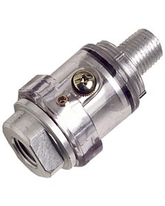 Air Inline Oiler, 1/4 in. NPT