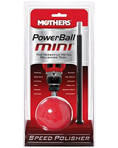 Power Ball Polisher Pad Mothers