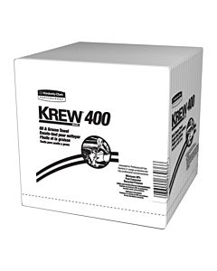 Krew 400 Oil & Grease Shop Towels