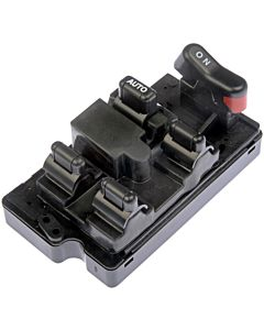 Power Window Switch - Front Left, 5 Button