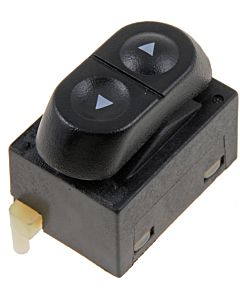 Power Window Switch- Front Right and Rear Left/Right, 1 Button