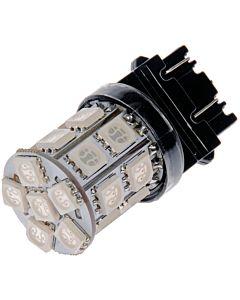 3157 Red 5050SMD 20LED Bulb