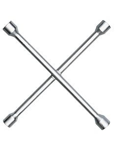 Lug Wrenches 17 mm, 19 mm (3/4 in.), 21 mm (13/16 in.), 23 mm (7/8 in.)