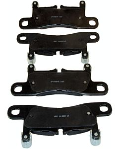 Brake Pads - Rear, Ultra Premium Semi-Metallic