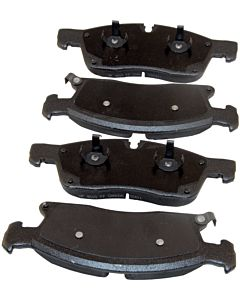Brake Pads - Front, Ultra Premium - OE Ceramic