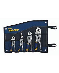 Vise Grip Locking Pliers 4 Piece Fast Release Locking Pliers Set